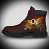 Custom Birthday Gift Leather Materia Upper Casual Boots