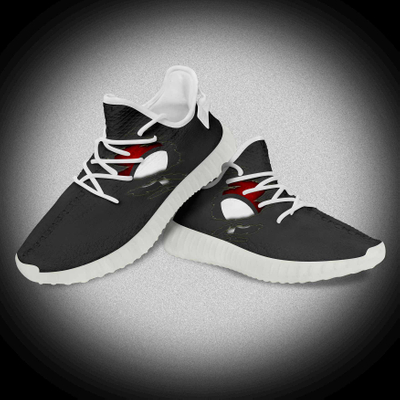 White Men Outdoor Running Badminton Flat Casual Shoes For Women