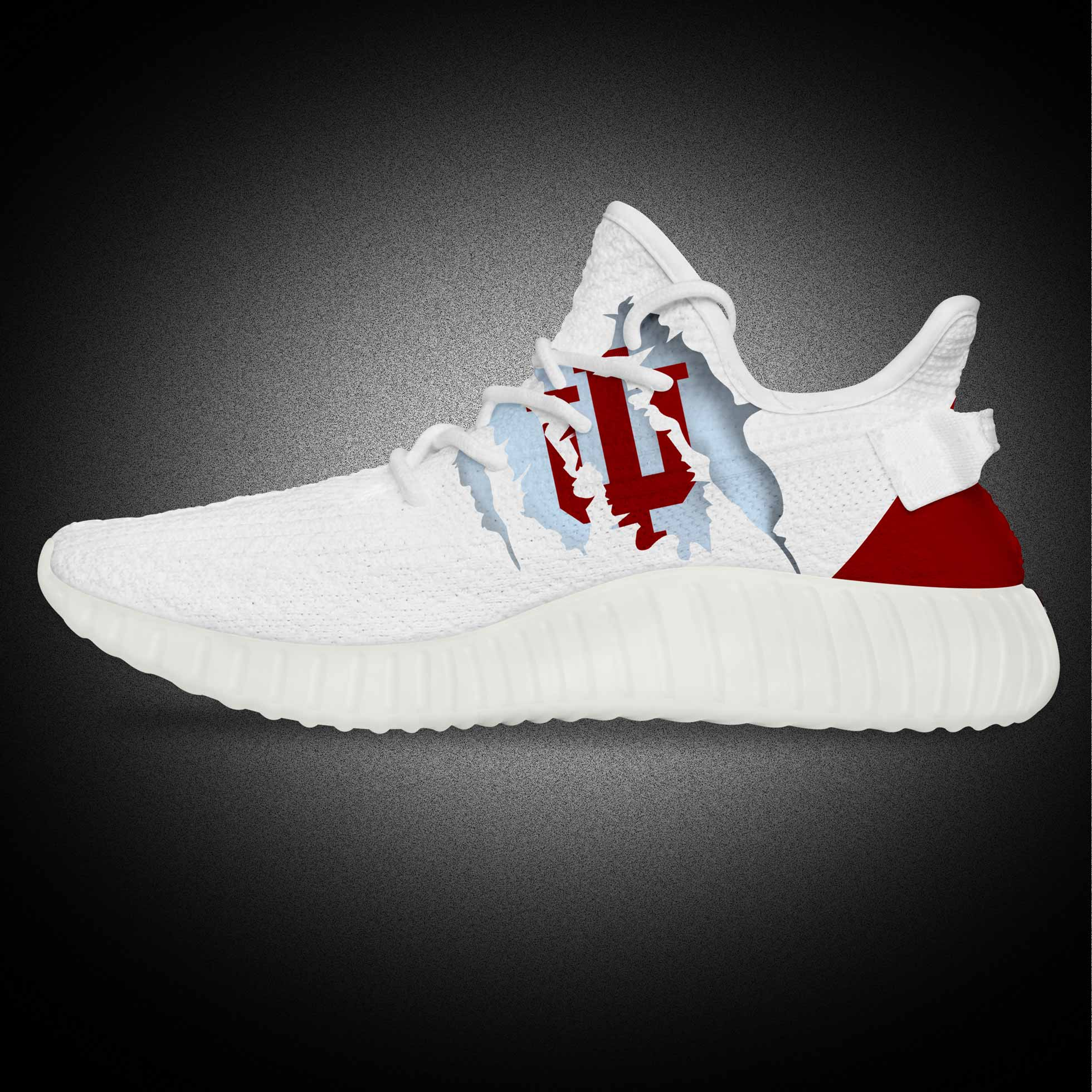 Custom Hip Hop Style Customized Gift Yeezy Fashion Sneakers