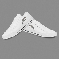 Classic Converse Print Casual Shoes For Women Business
