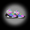 Breathable Human Race Custom Colorful Vamp Upper Shoes