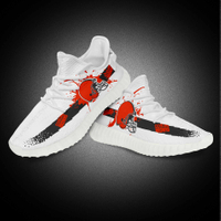 Custom Student Athletics Sport Running Yeezy Shoes